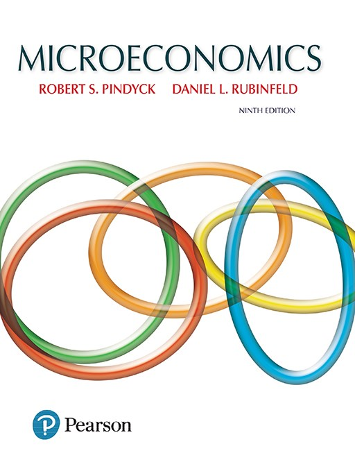solution manual for Microeconomics 9th Edition by Robert Pindyck的图片 1