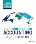solution manual for Intermediate Accounting: IFRS 3rd Edition
