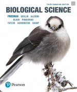 test bank for Biological Science 3rd Canadian Edition
