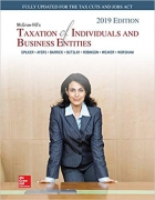 solution manual for McGraw-Hill's Taxation of Individuals and Business Entities 2019 10th Edition