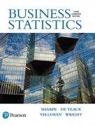 solution manual for Business Statistics 3rd Canadian Edition