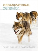 test bank for Organizational Behavior 10th Edition by Robert Kreitner