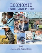 test bank for Economic Issues and Policy 6th Edition