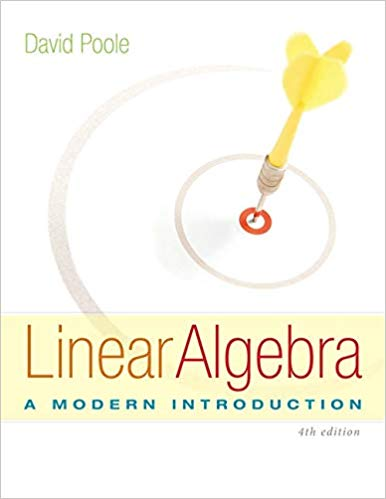 solution manual for Linear Algebra: A Modern Introduction 4th Edition的图片 1