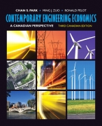 solution manual for Contemporary Engineering Economics: A Canadian Perspective 3rd Canadian Edition
