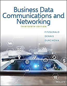 test bank for Business Data Communications and Networking 13th Edition的图片 1
