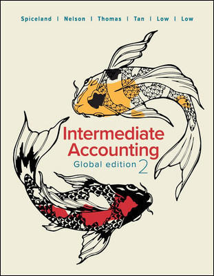 test bank for Intermediate Accounting Global Edition 2e By Spiceland的图片 1