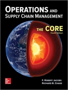 test bank for Operations and Supply Chain Management: The Core 4th Edition
