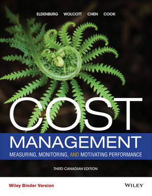 test bank for Cost Management: Measuring, Monitoring, and Motivating Performance, 3rd Canadian Edition的图片 1