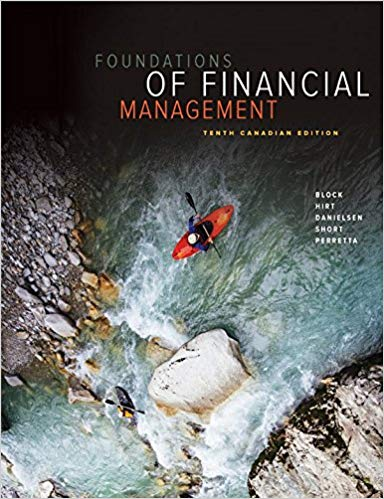 solution manual for Foundations of Financial Management 10th Canadian Edition by Block的图片 1