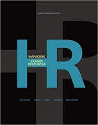 solution manual for Managing Human Resources 8th Canadian edition
