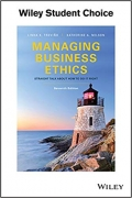 test bank for Managing Business Ethics Straight Talk about How to Do It Right 7th Edition