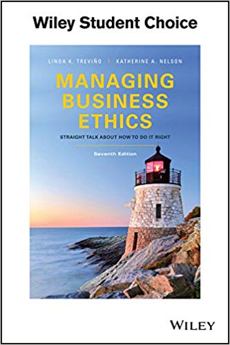 solution manual for Managing Business Ethics Straight Talk about How to Do It Right 7th Edition的图片 1