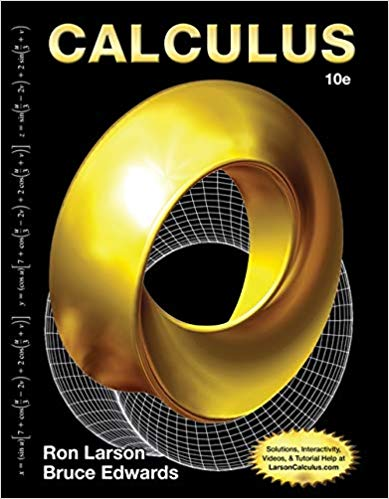 test bank Calculus 10th Edition by Ron Larson的图片 1