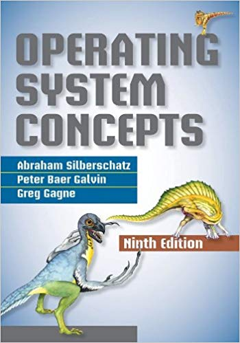 solution manual for Operating System Concepts 9th Edition的图片 1