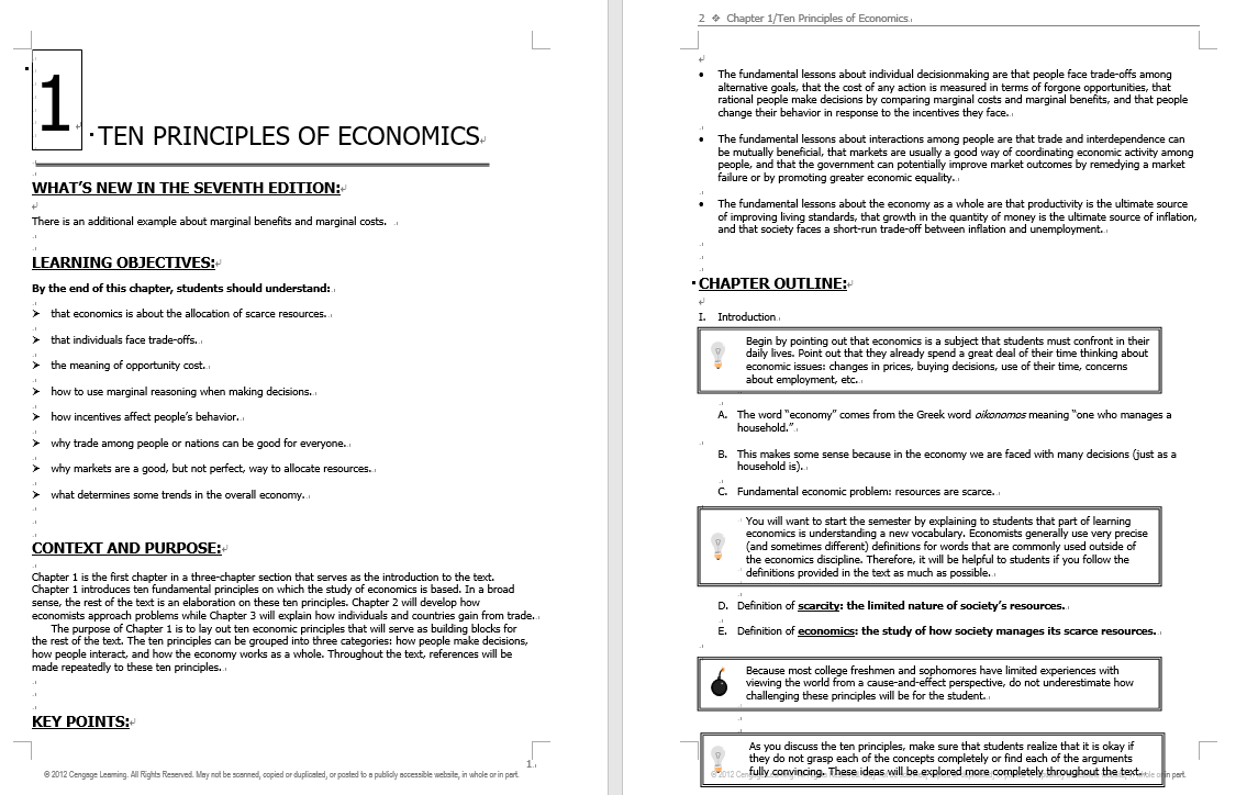 solution manual for Principles of Economics 7th Edition by N. Gregory Mankiw的图片 3