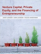 solution manual for Venture Capital, Private Equity, and the Financing of Entrepreneurship 1st Edition