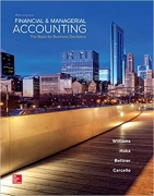 solution manual for Financial and Managerial Accounting 18th Edition