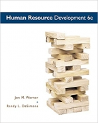 test bank for Human Resource Development 6th Edition
