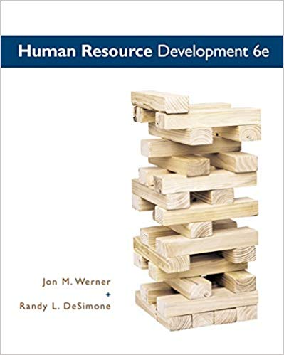 test bank for Human Resource Development 6th Edition的图片 1