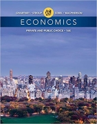 test bank for Economics: Private and Public Choice 16th Edition