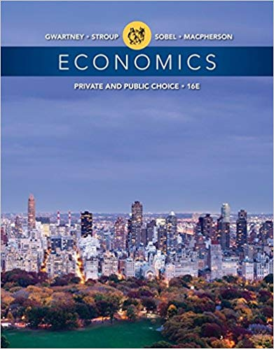 test bank for Economics: Private and Public Choice 16th Edition的图片 1