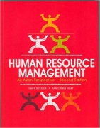 solution manual for Human Resource Management: An Asian Perspective 2nd Edition