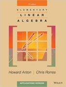 solution manual for Elementary Linear Algebra: Applications Version, 11th Edition