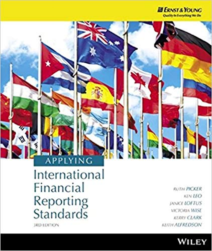 solution manual for Applying International Financial Reporting Standards 3rd Edition的图片 1