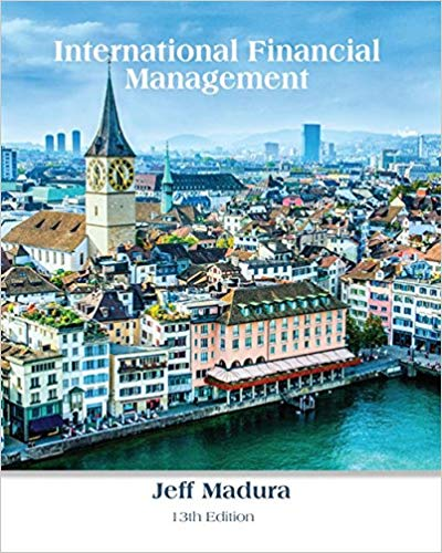 test bank for International Financial Management 13th Edition by Jeff Madura的图片 1