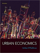 solution manual for Urban Economics 8th edition by Arthur O'Sullivan