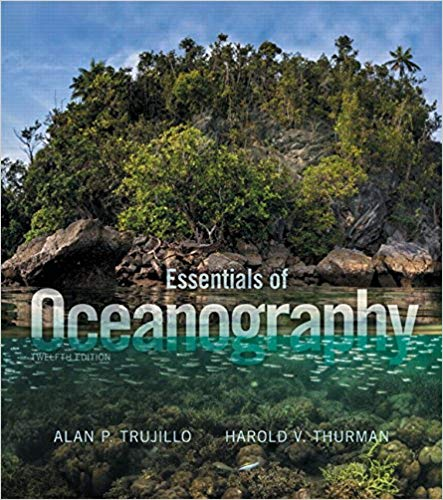 test bank for Essentials of Oceanography 12th Edition的图片 1