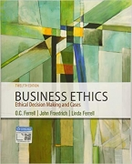 solution manual for Business Ethics: Ethical Decision Making & Cases 12th Edition
