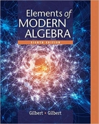solution manual for Elements of Modern Algebra 8th Edition
