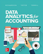 solution manual for Data Analytics for Accounting 1st Edition by Richardson