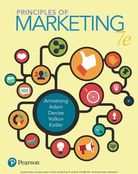 test bank for Principles of Marketing 7th Australian Edition by Gary Armstrong的图片 1