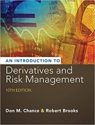test bank for Introduction to Derivatives and Risk Management 10th Edition