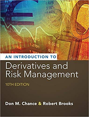 solution manual for Introduction to Derivatives and Risk Management 10th Edition的图片 1