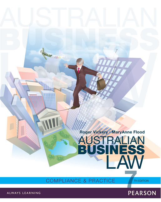 test bank for Australian Business Law: Compliance and Practice 7th edition的图片 1