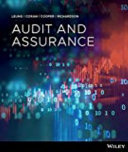 solution manual for Audit and Assurance Services by Philomena Leung