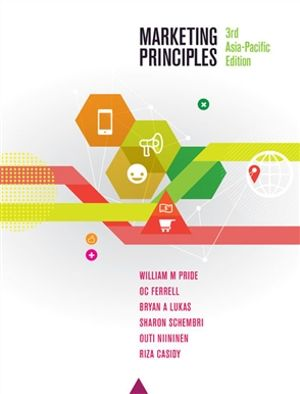 solution manual for marketing principles 3rd asia pacific edition的图片 1