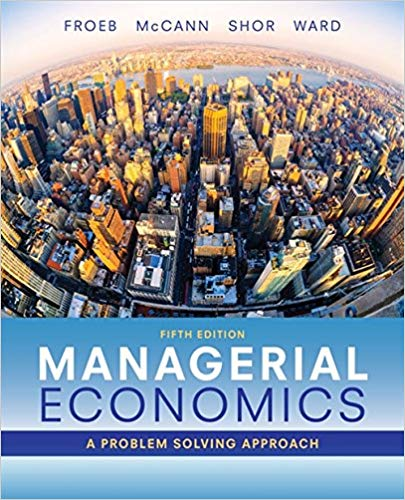 solution manual for Managerial Economics A Problem Solving Approach 5th Edition的图片 1