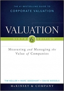 test bank for Valuation: Measuring and Managing the Value of Companies 6th Edition