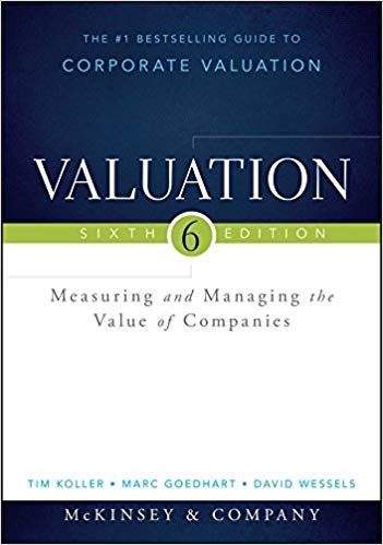 test bank for Valuation: Measuring and Managing the Value of Companies 6th Edition的图片 1