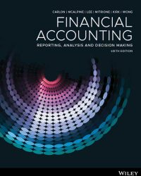 test bank for Financial Accounting: Reporting, Analysis and Decision Making, 6th Edition的图片 1