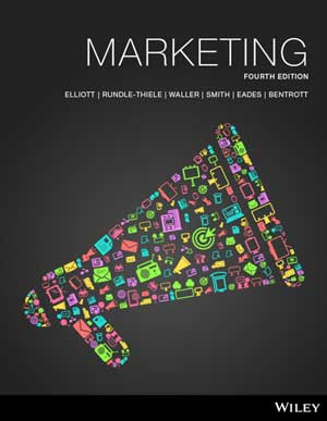 test bank for Marketing 4th Australian Edition by Greg Elliott的图片 1