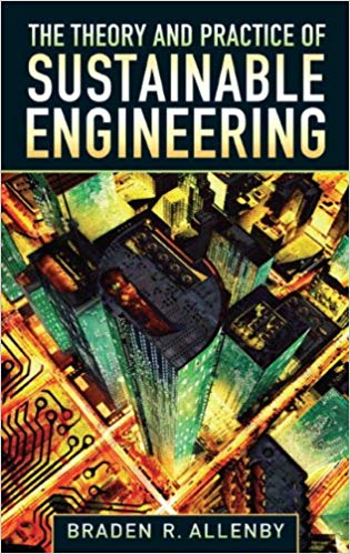 solution manual for The Theory and Practice of Sustainable Engineering 1st Edition by Braden R. Allenby的图片 1