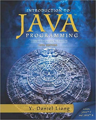 test bank for Introduction to Java Programming Comprehensive Version 10th Edition的图片 1
