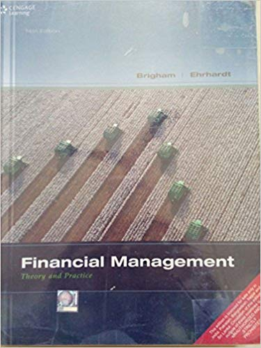 solution manual for Financial Management: Theory and Practice 14th Edition的图片 1