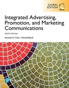 test bank for Integrated Advertising Promotion and Marketing Communications 8th global Edition